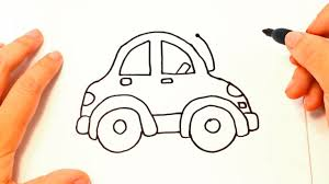 how to draw a car for kids car drawing lesson step by step youtube