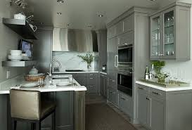 Gray Color Kitchen Cabinets Kitchen Cabinets The 9 Most Popular Colors To From Metal