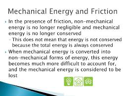 work and energy conservation of energy ppt