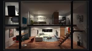 entrancing 80 cool loft apartment decorating design of loft