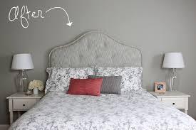 grey fabric headboard for brilliant grey upholstered headboard