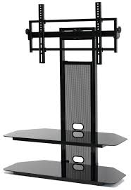 tv mount with shelves lcd led tv mounting system with 2 component shelves in black