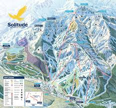 United States Snow Cover Map by Solitude Mountain Resort Snow Report Onthesnow