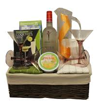 martini gift basket martini gift basket