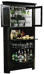 Corner Display Cabinet With Storage Best 25 Corner Liquor Cabinet Ideas On Pinterest Dry Bars