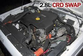 jeep cherokee 2 8l turbo diesel conversion motor mounts diesel