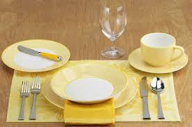 Formal Setting Of A Table How To Set A Table Taste Of Home