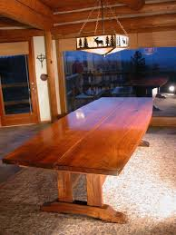 Rustic Custom Made Kitchen Tables By Dumonds Custom Furniture - Custom kitchen tables