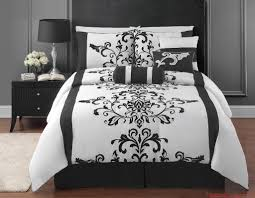White Bedroom Sets For Adults Modern Black And White Bedding Sets