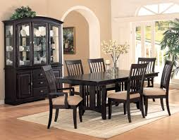 China Cabinet And Dining Room Set Dining Room Sets With China Cabinets