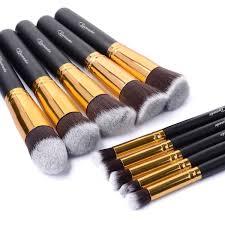 amazon com 10 pcs professional makeup set pro kits brushes makeup