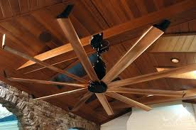 industrial style ceiling fan image of extra large industrial style