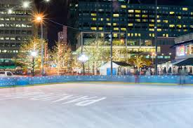 What To Do   Baltimore Waterfront Waterfront Partnership PANDORA ICE RINK AT BALTIMORE     S INNER HARBOR
