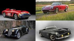 expensive ls for sale the 10 most expensive cars ever to sell at auction ctv news autos