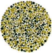 Green Red Color Blind Color Blind Power Plant Men