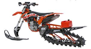 motocross snow bike timbersled releases 2016 mountain horse snow bike packages