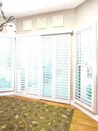 Blinds Patio Door Blinds For Patio Doors Blinds For Sliding Doors Lowes