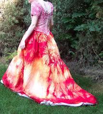 tie dye wedding dress tie dyed wedding dresses wedding dresses 2013