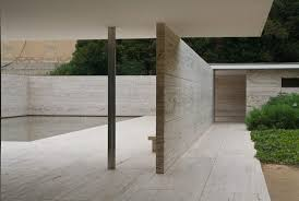Barcelona Pavilion Floor Plan Projects Mies Van Der Rohe Society