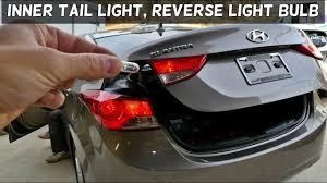 2013 hyundai sonata tail light bulb size hyundai elantra inner tail light bulb reverse light replacement