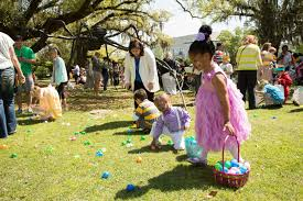 noma egg hunt and family festival 2017 new orleans museum of