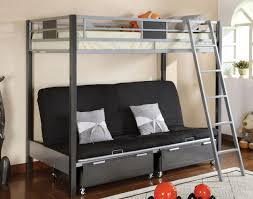bunk bed with sofa bed underneath glif org