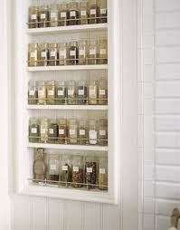 Wall Mount Spice Cabinet With Doors Craftionary