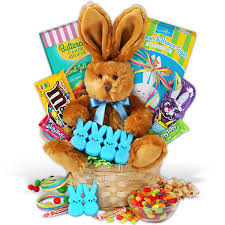 easter gift baskets why do we give easter baskets