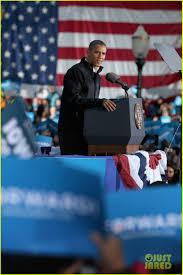 Barack Obama Flag Katy Perry Obama Rally In Milwaukee Photo 2750546 Barack