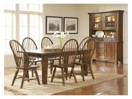 Broyhill Kitchen Island by Broyhill Furniture Attic Rustic Leg Dining Table With Leaves