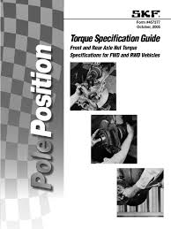 2005 nissan altima lug nut torque torques skf docshare tips