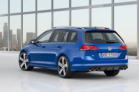 volkswagen wagon slammed volkswagen cars news first ever volkswagen golf r wagon unleashed