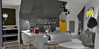 chambre ado new york indogate com decoration cuisine grecque