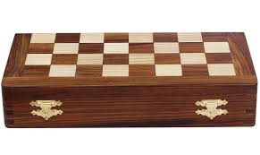 Wooden Chess Set Wholesale 10x10 Inch Chess Set In Bulk Handmade Wooden Folding