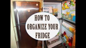 how to organize your fridge fridge organization ideas youtube