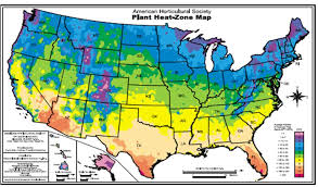 alabama zone map temperate climate permaculture hardiness zones heat zones and