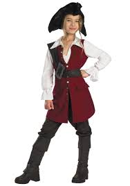 kid u0027s elizabeth swann pirate costume halloween costumes