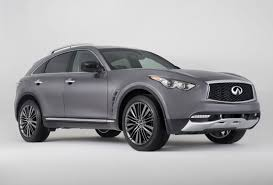 infinity car back 2017 infiniti qx70 test drive and review a fabled crossover