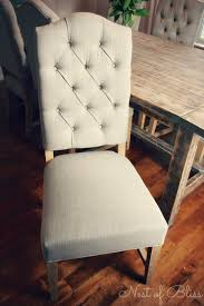 world market sand tufted dining chair dining chair thresholdtm