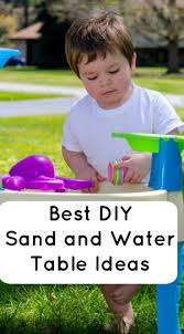 Sand Table Ideas Best Diy Sand And Water Table Ideas For Sensory Play