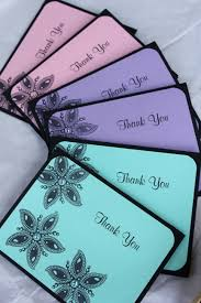 handmade thank you cards by craftedbylizc cards pinterest