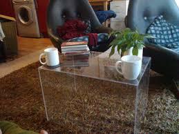 furniture astounding terrarium coffee table with gray carpeting