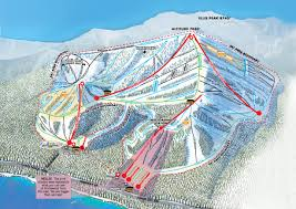 Colorado Ski Map by Homewood Ski Resort Ski Resorts Pinterest Resorts And Ski Season