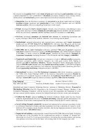 Executive Summary For Resume Sample by Resume Examples Linkedin Augustais