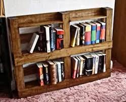 Plans Wood Bookcase by Diy Pallet Bookshelves Pallet Furniture Plans Wood Pallet