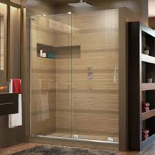 48 Shower Doors Dreamline Shdr 1948723 Mirage X 48 Sliding Shower Door With