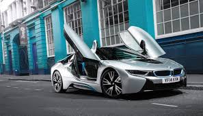 bmw supercar blue bmw i8 first drive in a neoteric supercar ecomento com