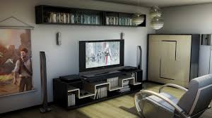 Home Decorating Ideas For Living Rooms by 47 Epic Video Game Room Decoration Ideas For 2017