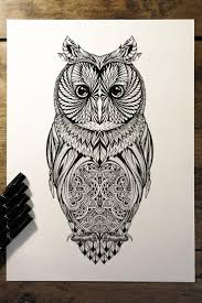 top tattoo owl tattoos image