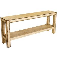 Parsons Console Table Parsons Sofa Table Snakeskin Parsons Console Table C This Clean
